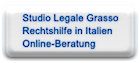 Studio Legale Grasso Rechtshilfe in Italien Online-Beratung