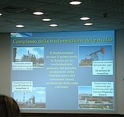 Презентация республики Башкортостан наглядно продемонстрировала преимущества создания бизнеса в республике и вызвала интерес у итальянских предпринимателей и инвесторов