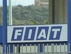 Последний раз с конвейера завода Фиат сошел автомобиль.