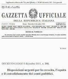 Согласно Указа 201/11, опубликованного 6 декабря 2011 в Официальной Газете, финансовые институты должны будут уведомлять налоговые органы или налоговую полицию
