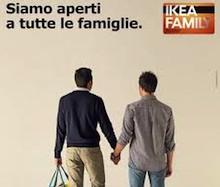 IКЕА будет оказывать поддержку сотрудникам-гомосексуалам