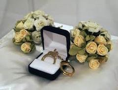 В отделение полиции сразу же было сообщено о подозрении в браке по расчету