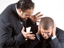 Никогда не знаешь, какое слово может задеть или обидеть начальника, и даже привести к судебным разбирательствам