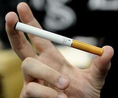 Борьба с курением продолжается